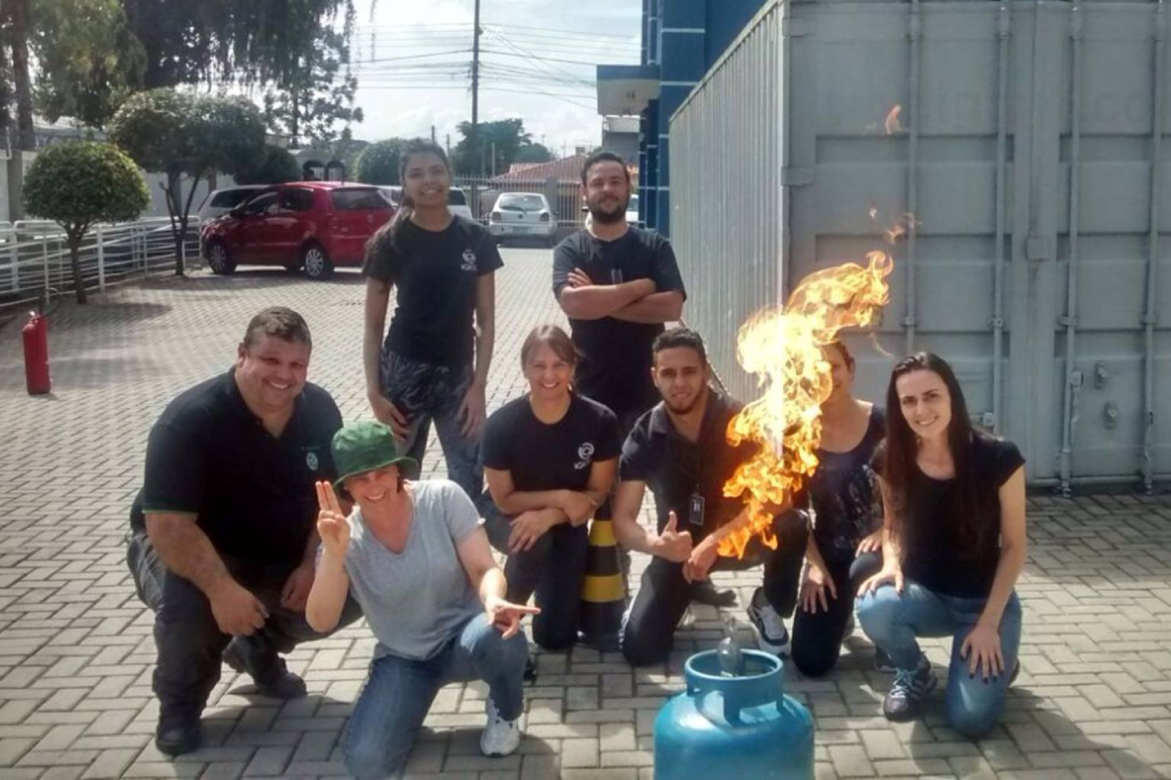 Brigada de Incêndio IGI Soluções Logísticas