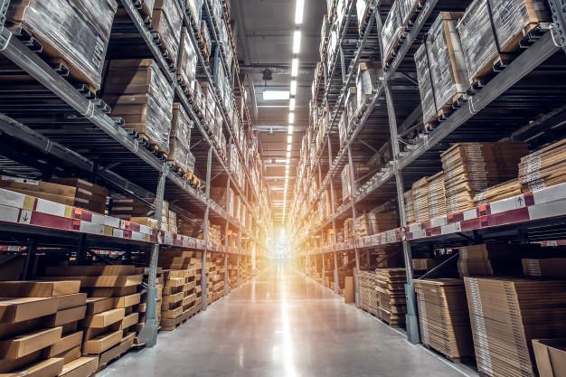 Diferenças entre gestão de estoque e armazenagem